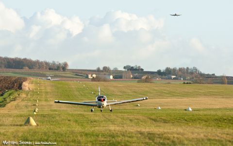 Busy airfield !