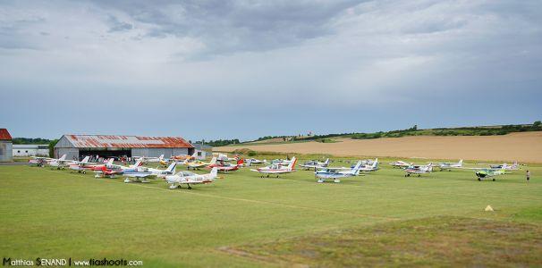 Le parking avion