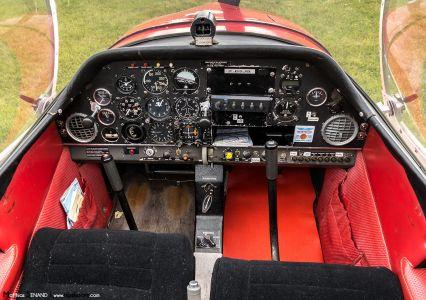 Robin DR315 - Cockpit